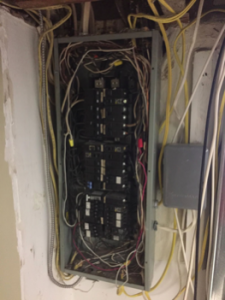 electrical wiring upgrade