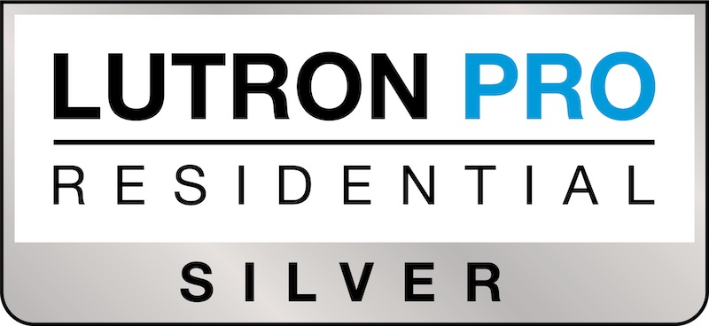 We are Lutron Pro Certified!